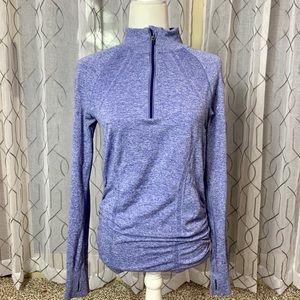Athleta Quarter Zip Pullover Size Medium